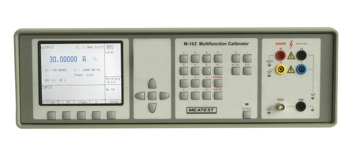 De Meatest multifunctionele kalibrator M142i