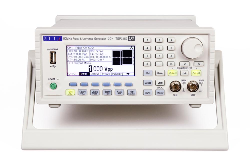 Aim-TTi TGP3100 serie generatoren