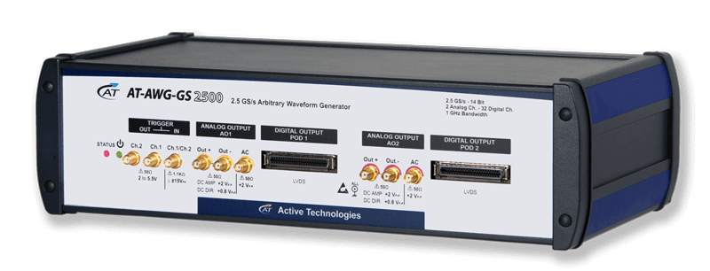 Active Technologies AWG-GS 2500 Waveform generatoren