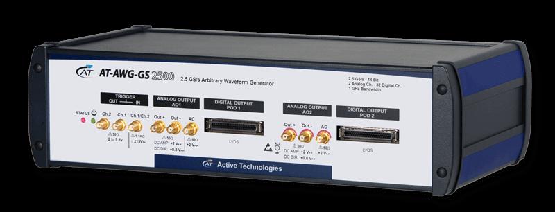 Active Technologies AWG-GS 2500 Waveform generatoren