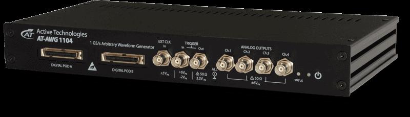 Active Technologies AWG 1102 / 1104 Waveform generatoren