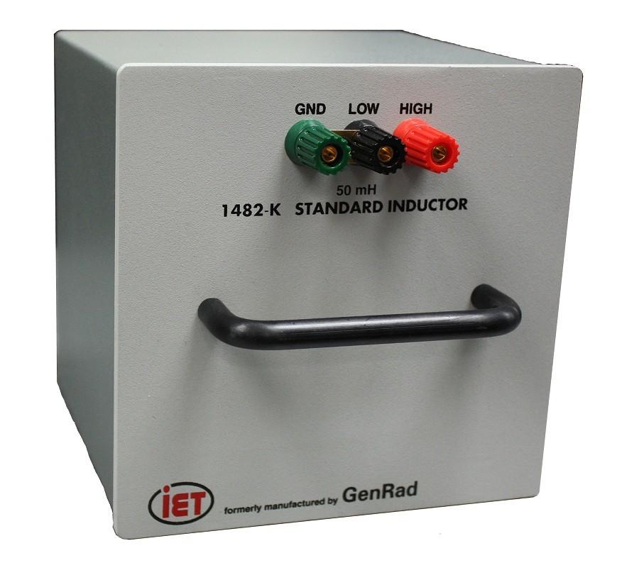 GenRad 1482 Series Inductie Standaard