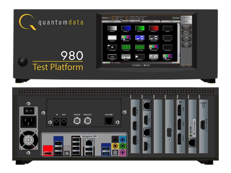 protocol analyzer 980B