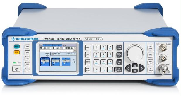 R&S SMB100A RF signaalgeneratoren