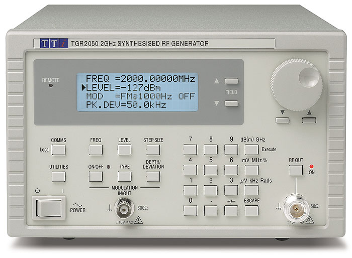 AIM-TTI TGR1040 / TGR2050