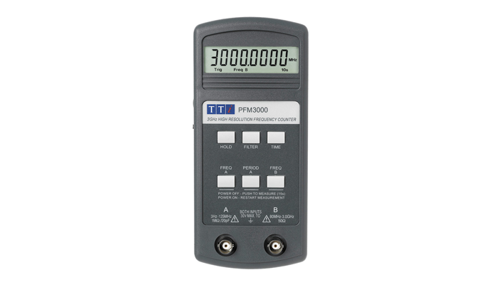 AimTTi  PFM3000 Frequency Counter
