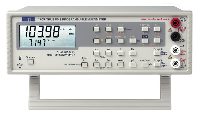 AimTTi 1705 Bench/Portable Multimeter