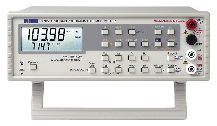 AimTTi 1705 Draagbare Digitale Multimeter