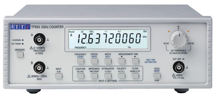 AimTTi  TF930 Universal Counter