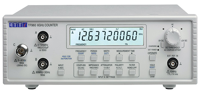 AimTTi  TF960 Universal Counter