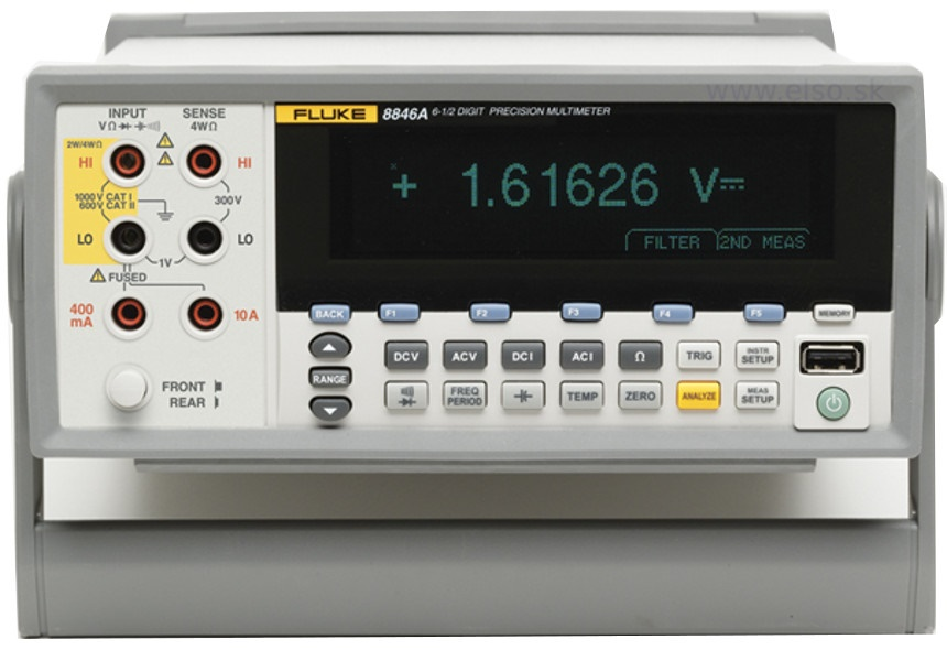 Fluke 8845A/8846A 6½ Digit Precision Multimeters