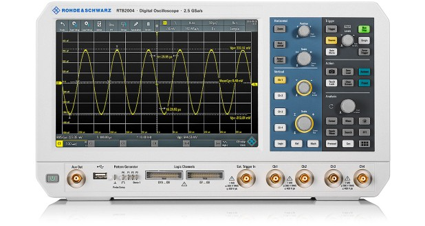 R&S RTB2000 Digital Oscilloscope