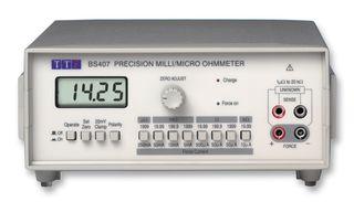 Aim-TTi BS407 microOhmeter