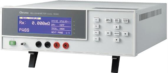 Chroma MilliOhmmeter Model 16502