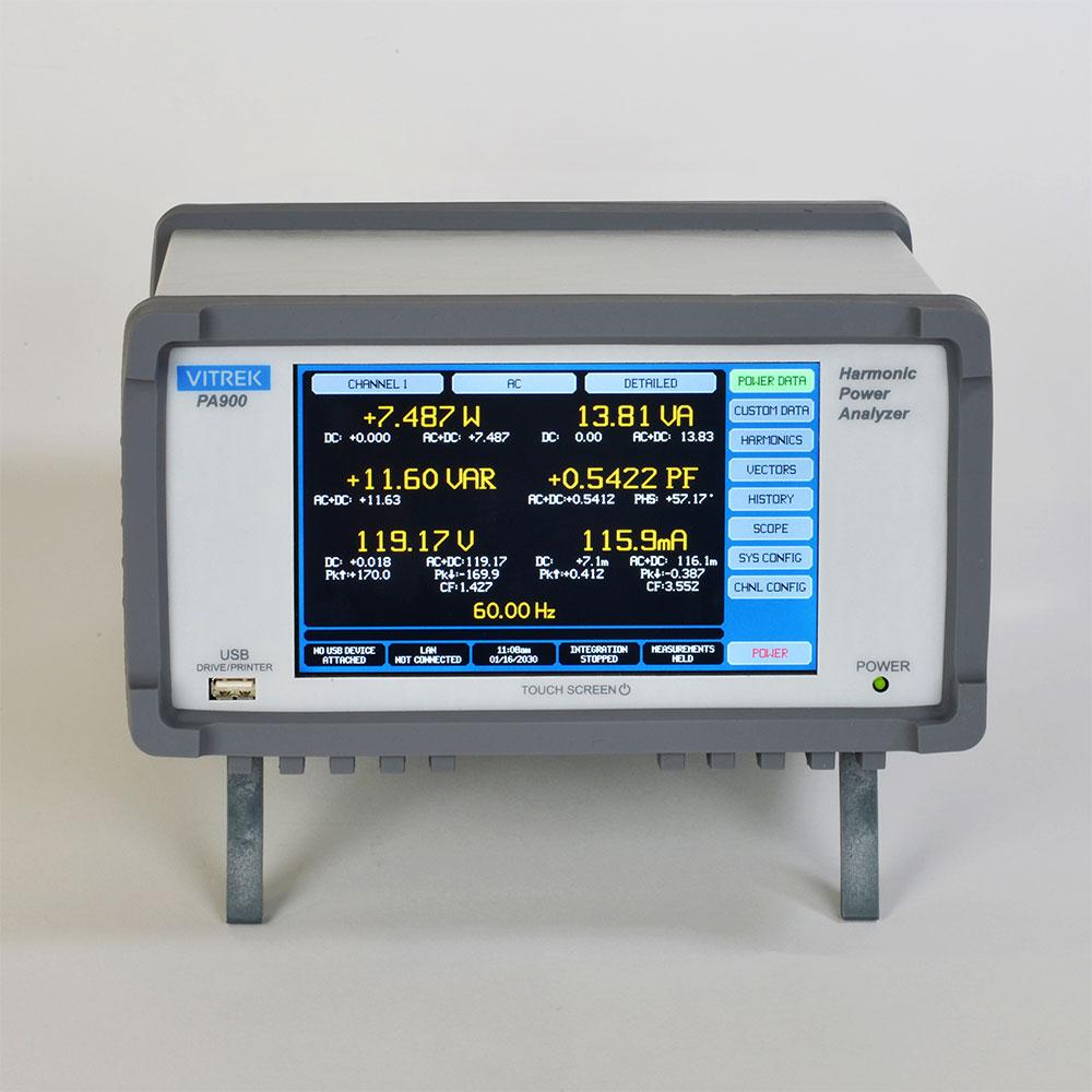 Vitrek PA900 serie vermogensmeters