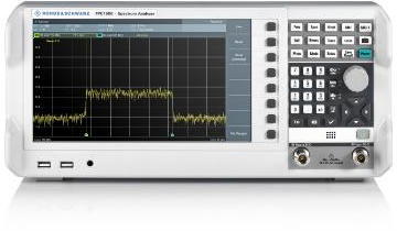 FPC1000 serie Spectrum Analyzers van R&S