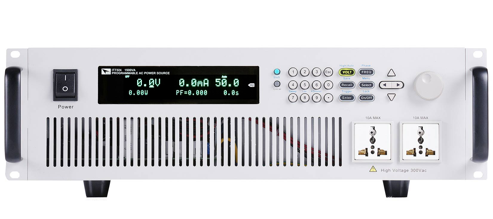 Itech IT7300 Programmable AC Power Supply