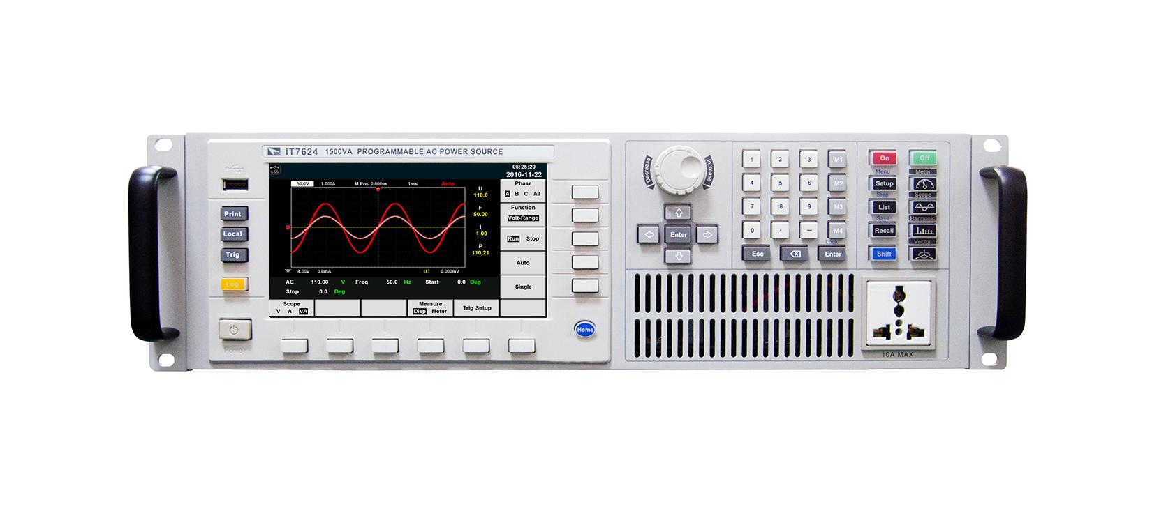 IT7600 serie lineaire AC voedingen van Itech
