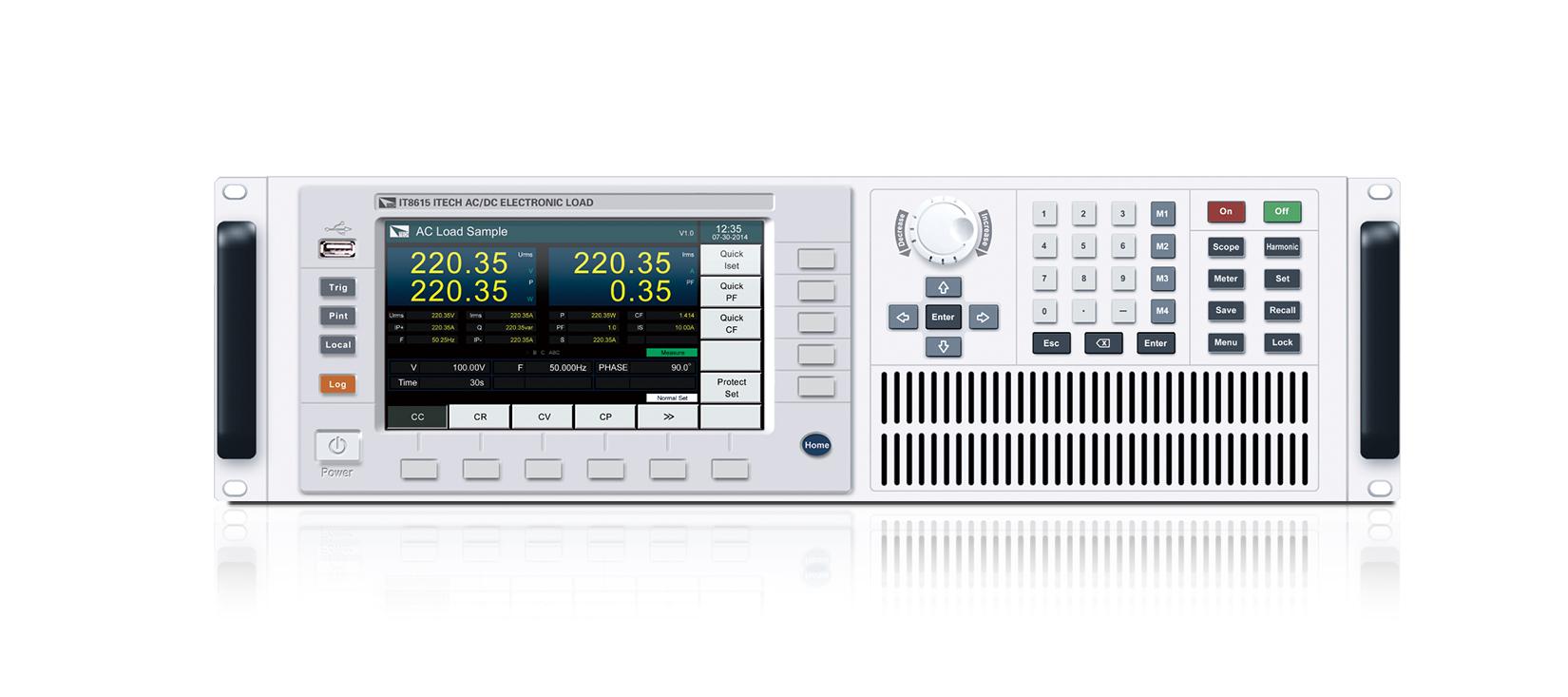 Itech IT8600 serie AC loads