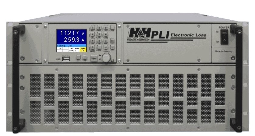 HH-PLI-series DC loads