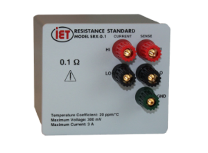 IET srx-0.1 standaard weerstand