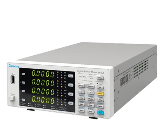 Chroma 66205 power meter