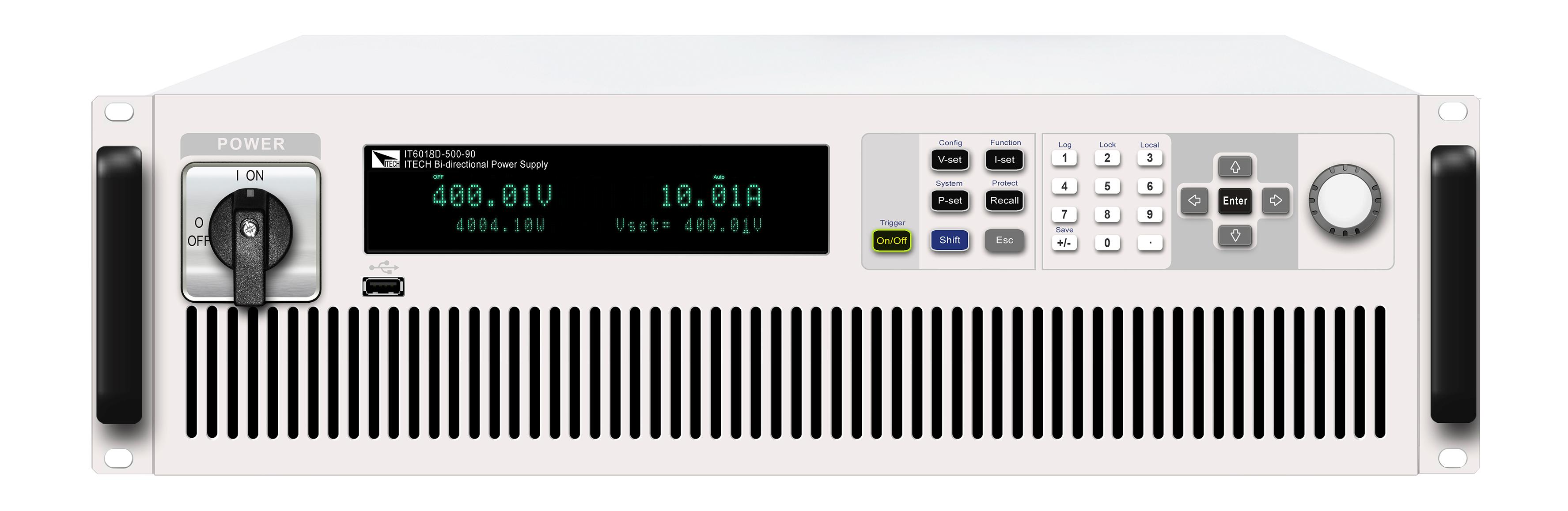 ITECH IT6000D Serie Hoogvermogen Voedingen