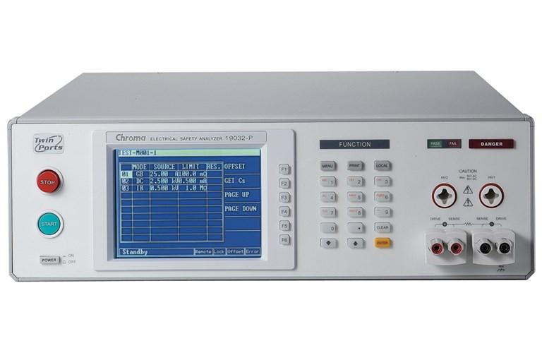 Chroma 19032P Electrical Safety Analyzer