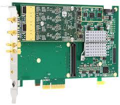 Spectrum M2p.65xx serie arbitrary waveform generatoren