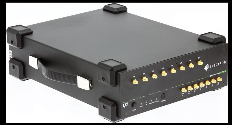 Spectrum DN2.66x serie arbitrary waveform generatoren