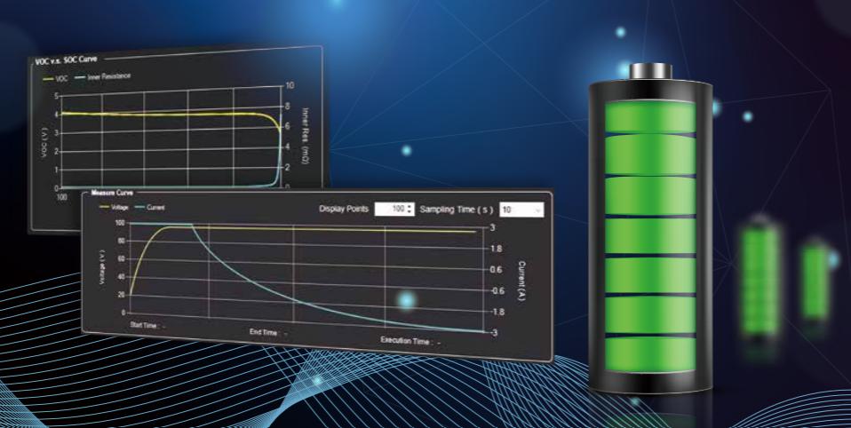 BSS2000 battery simulation software