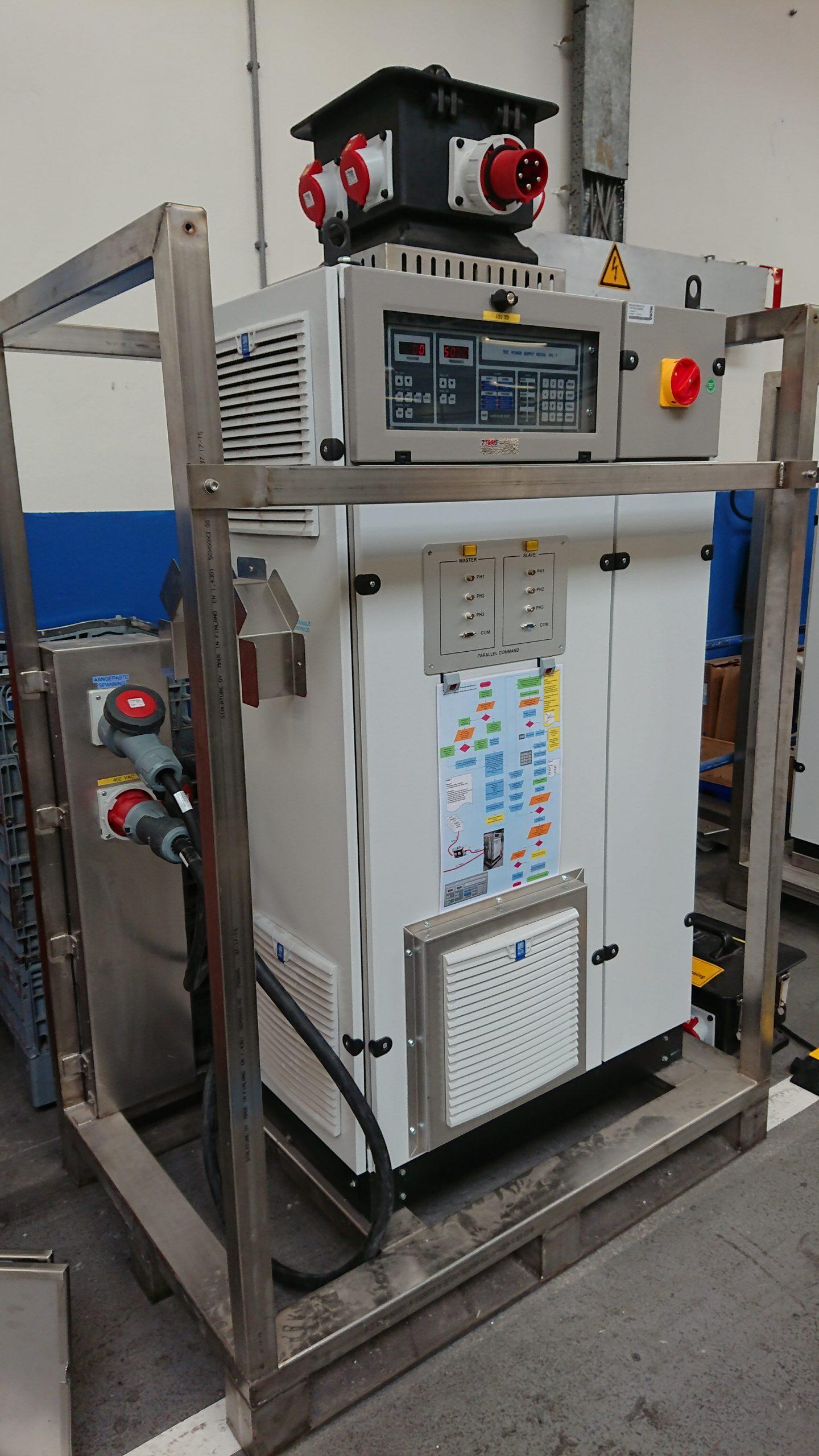 AC Power Supply Elettrotest